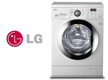 Ремонт стиральных машин LG на дому