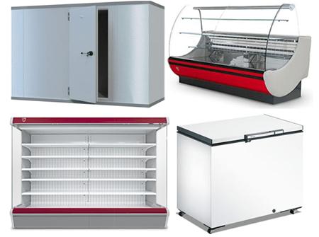 Ремонт торгового холодильного оборудования в СПб