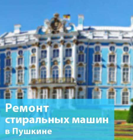 Ремонт стиральных машин в Пушкине на дому