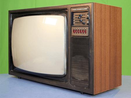 Ремонт телевизоров Рубин на Дому или в Мастерских
