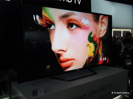 Эволюция телевизоров