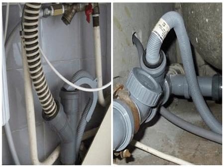 Подключение стиральной машины к водопроводу в Санкт-Петербурге