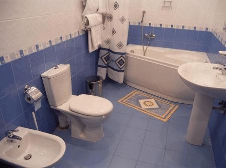 Ремонт ванной комнаты под ключ в СПб