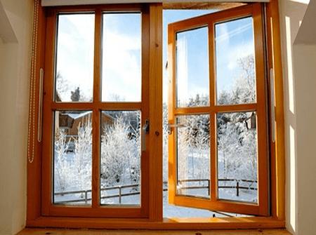 Ремонт деревянных окон в СПб и Москве