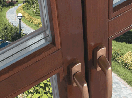 Ремонт деревянных окон со стеклопакетом в СПБ