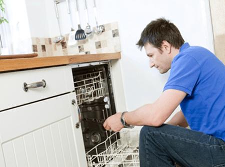 Ремонт посудомоечных машин на дому в СПб