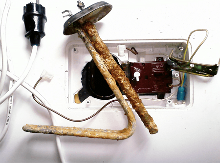 Ремонт водонагревателей Электролюкс на дому в СПб
