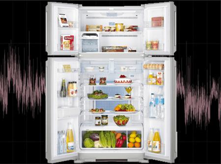 Шум в холодильнике - это 1 признак ...