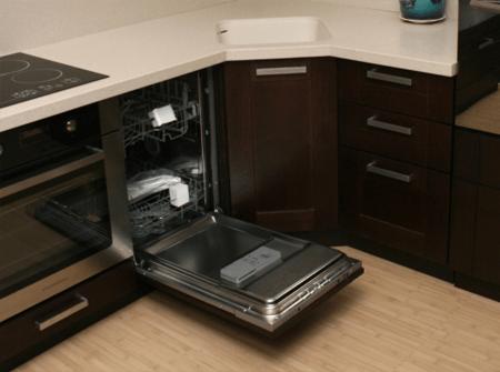 Установка встраиваемой посудомоечной машины в СПб