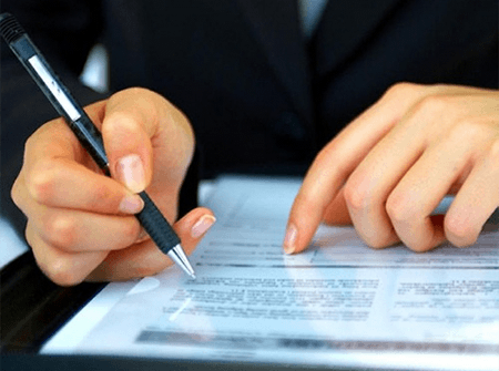 Услуги юридическим лицам - списание техники