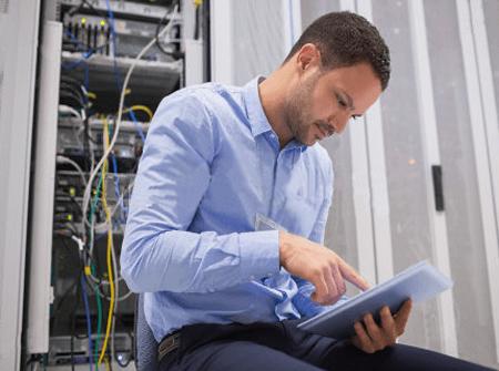 Услуги юридическим лицам - обслуживание техники