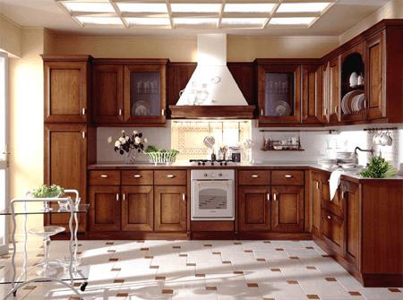 Ремонт корпусной кухонной мебели