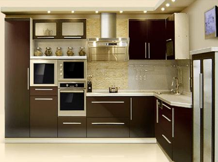 Ремонт кухонной мебели в СПб
