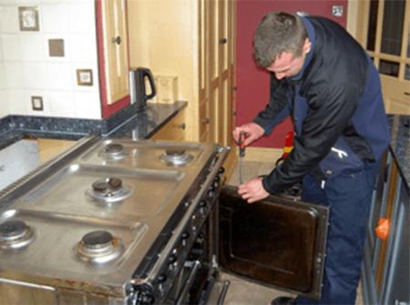 Мастер по ремонту газовых плит на дому в СПб
