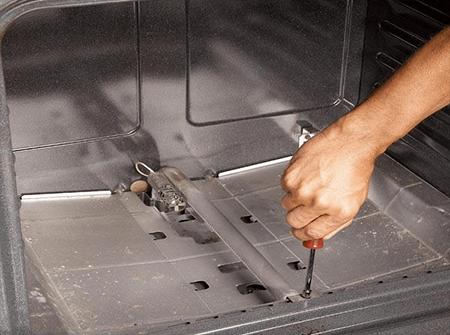 Ремонт газовой духовки индезит своими руками