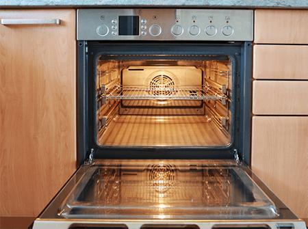 Ремонт духовок на дому в СПб