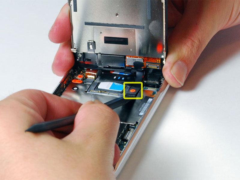 Ремонт кнопки home iPhone 3, 4, 5