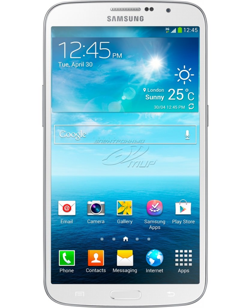 Ремонт сотовых телефонов Samsung серии Galaxy