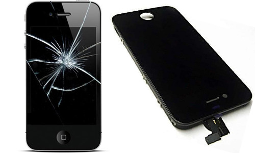 Ремонт экрана iphone 3, 4, 5, 6