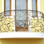 Сварка балкона на дому