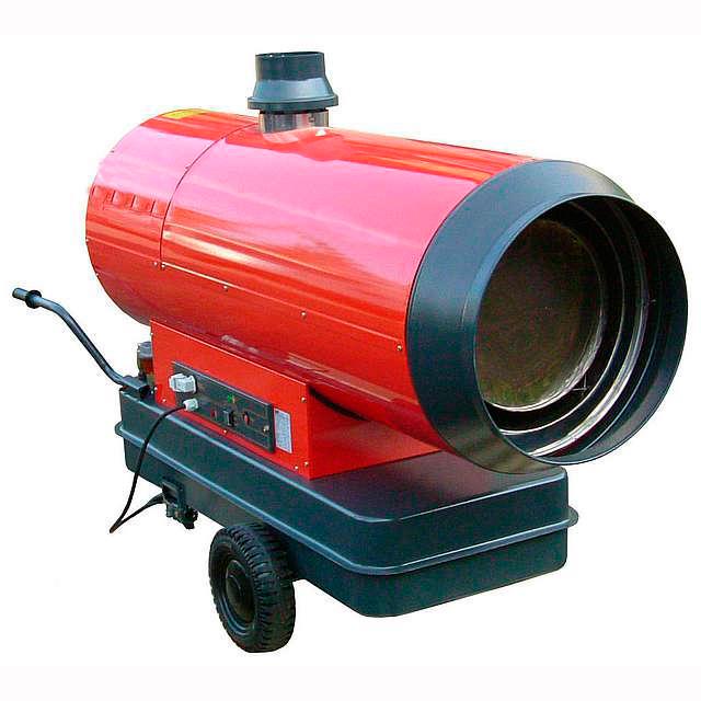Ремонт дизельной тепловой пушки в СПБ