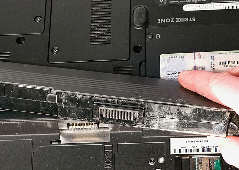 Ремонт аккумулятора ноутбука своими руками видео