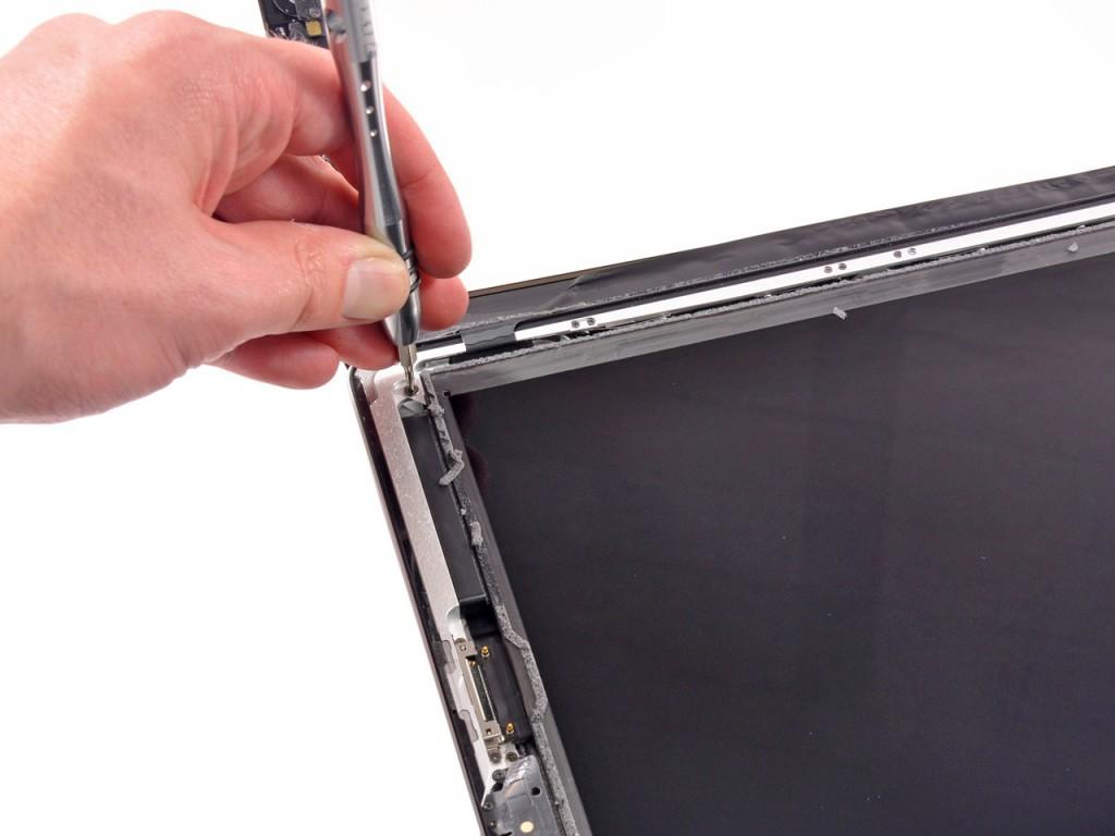 Замена монитора на  ноутбуке VAIO  в СПБ