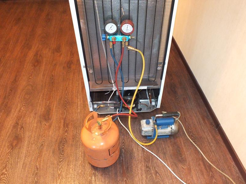 не работает компрессор холодильника