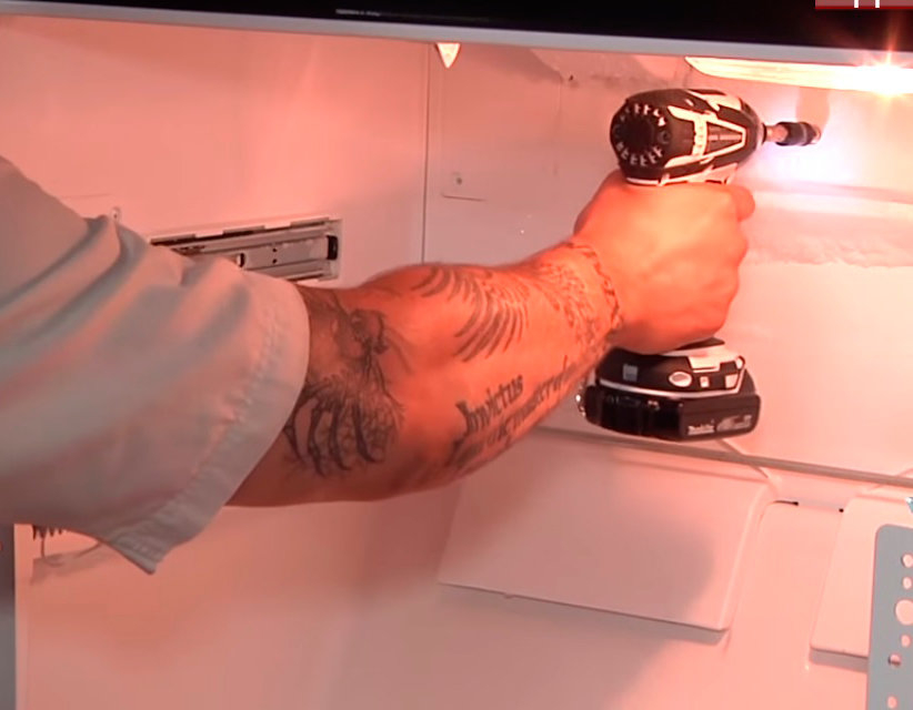 Шум в холодильнике