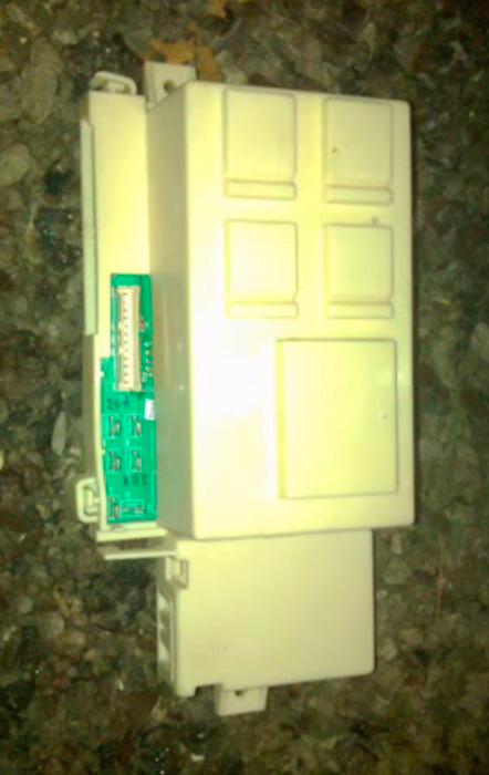 Замена датчика температуры холодильника