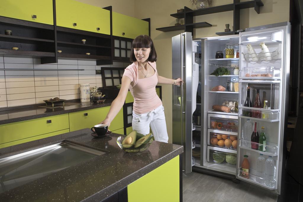 Заправка холодильников на дому