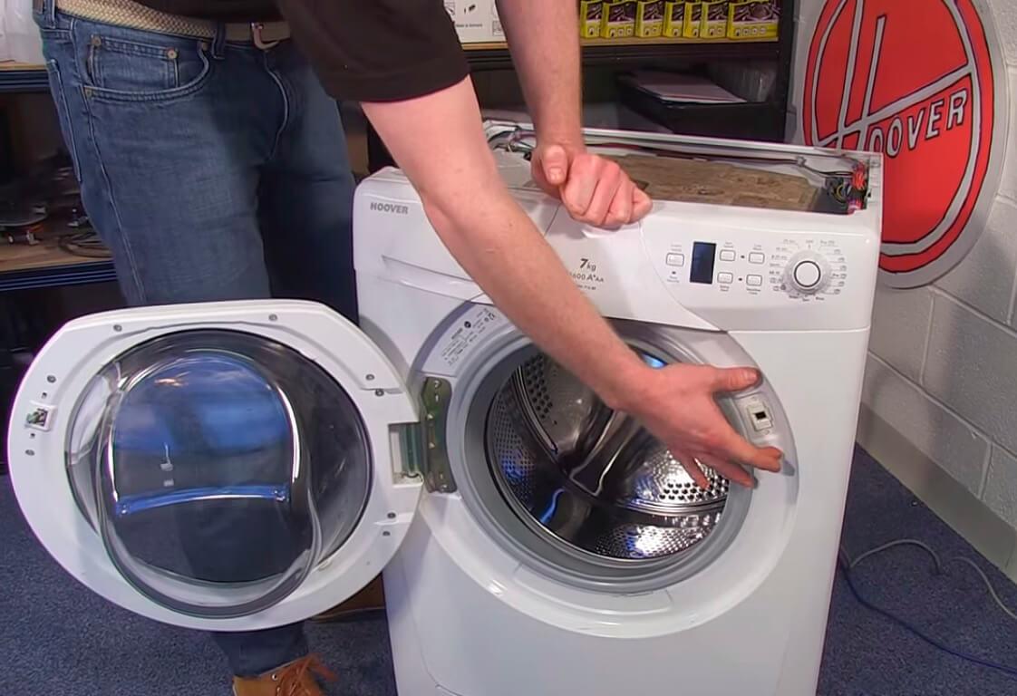 Ремонт стиральной машины Hoover в СПб