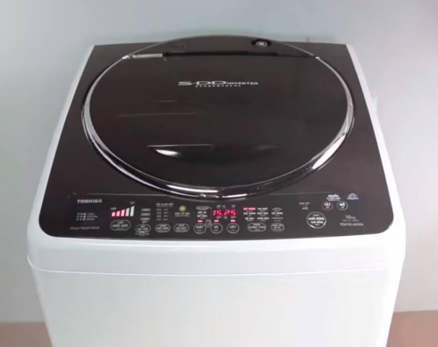 Ремонт стиральной машины Toshiba в СПб