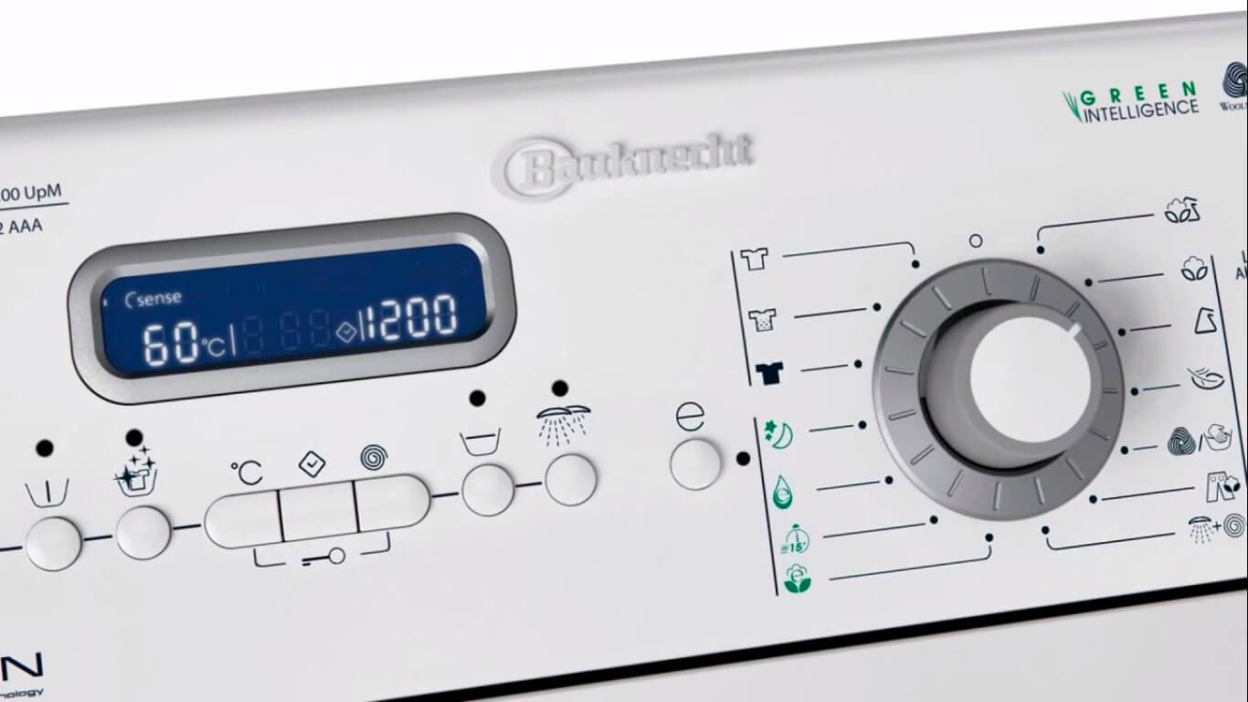 Ремонт стиральных машин Bauknecht в СПб