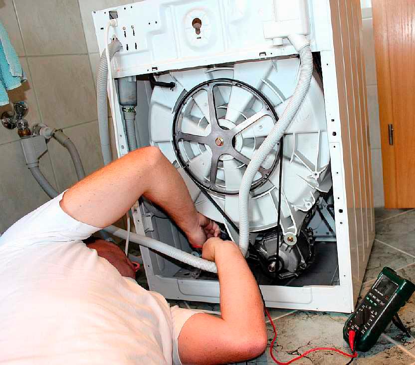 Отремонтировать датчик Холла в стиральной машине в СПб
