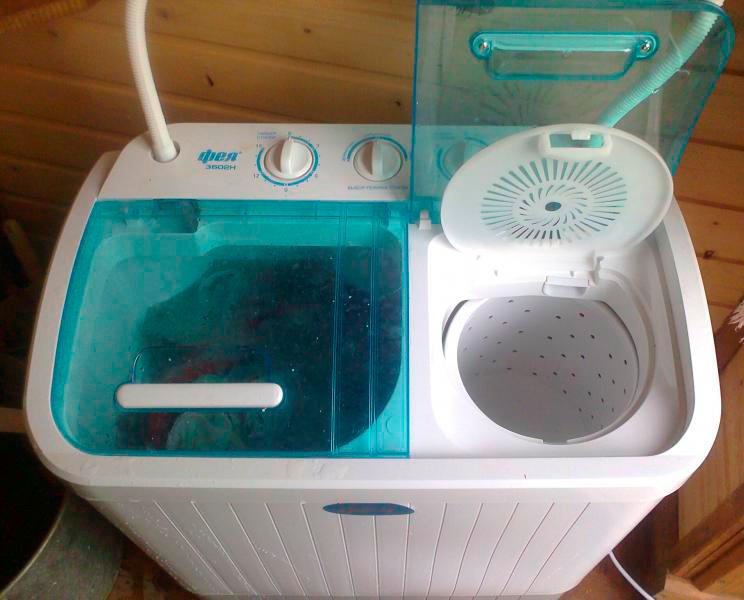 Ремонт стиральных машин Фея в СПб