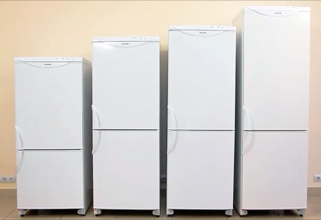 Неисправности двухкамерных холодильников и их устранение