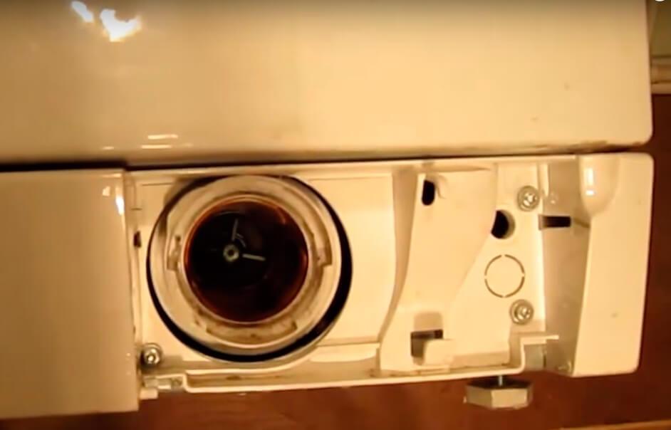 Почистить фильтр стиральной машины в СПб