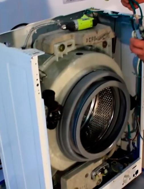 Поломки стиральной машины в СПб