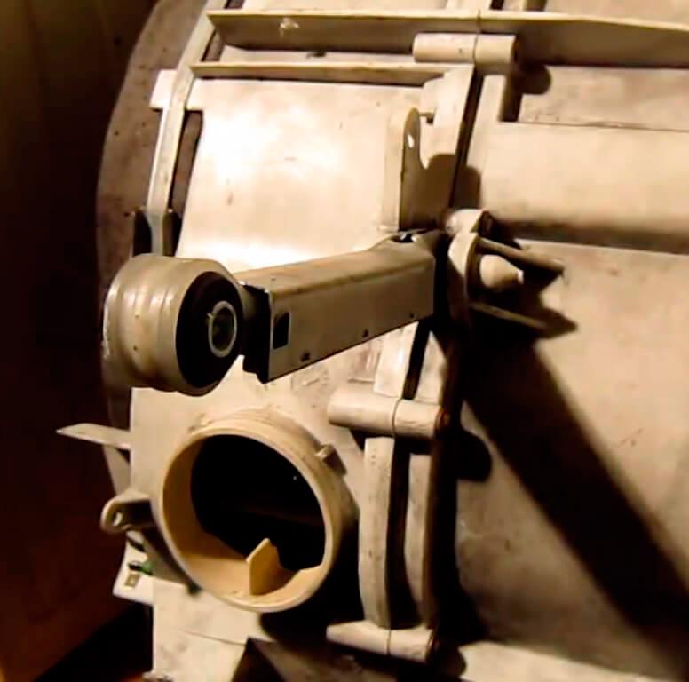 Ремонт амортизаторов стиральных машин в СПб