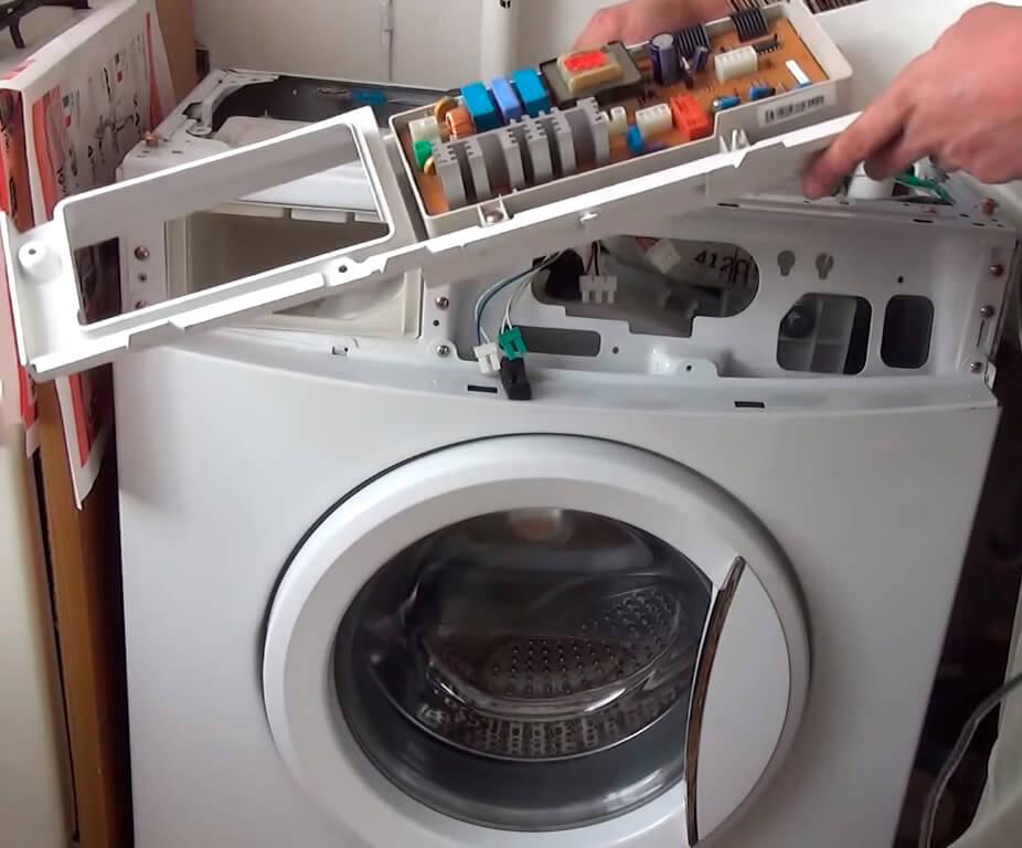Ремонтируем стиральные машины своими руками