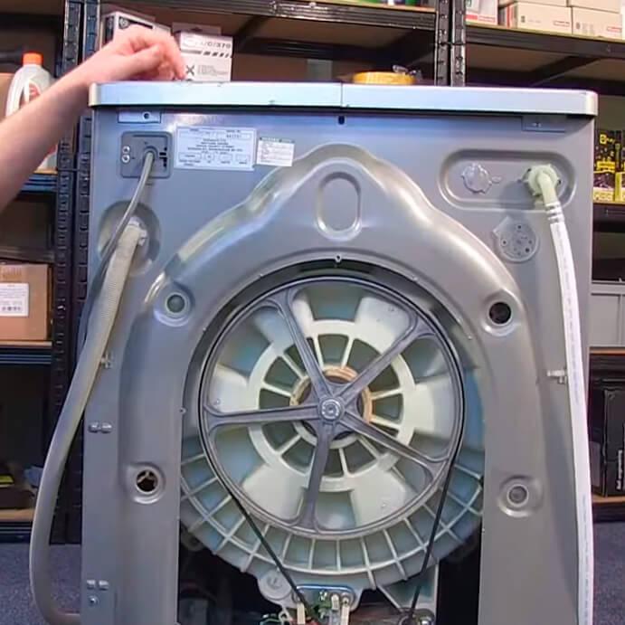 Что делать, если сильно греется стиральная машина?