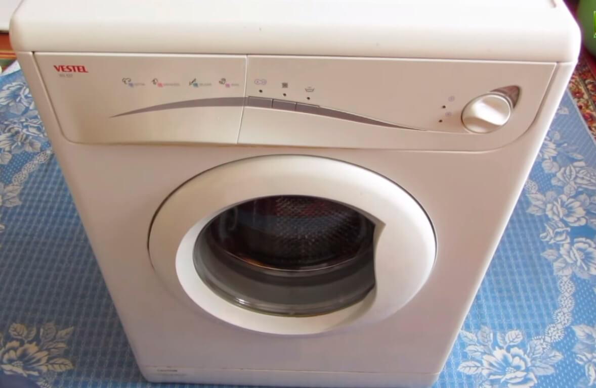Ремонт стиральной машины Vestel в СПб