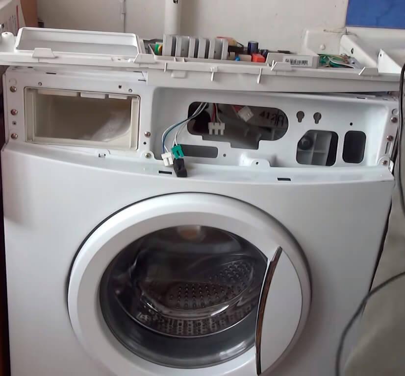Ремонт стиральной машины Braun в СПб