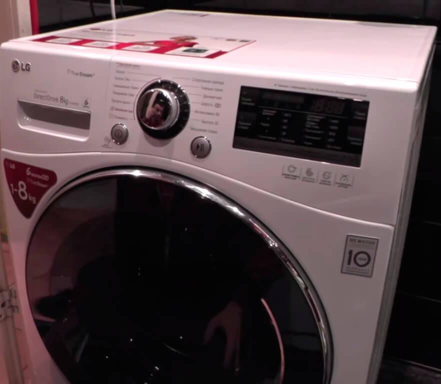 Не работает дисплей стиральной машины