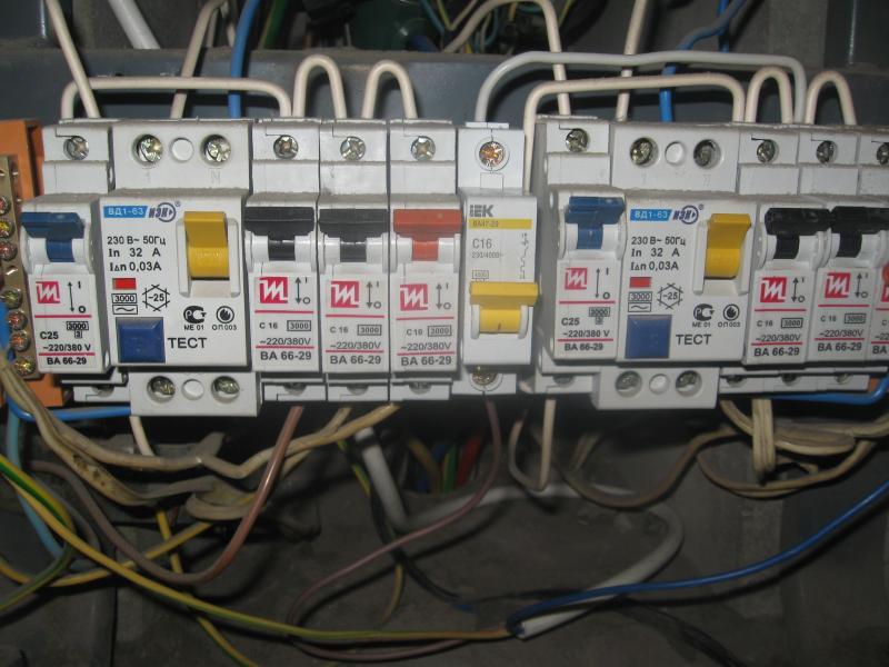 Подключение проводов стиральной машины в СПб