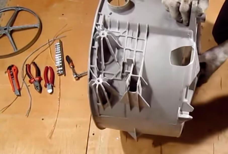Ремонт бака стиральной машины в СПб