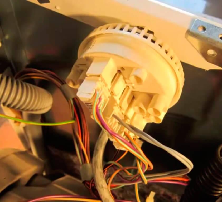 Ремонт прессостата стиральной машины в СПб