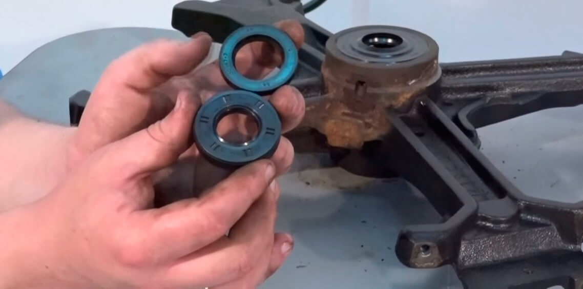 Ремонт сальника стиральной машины в СПб