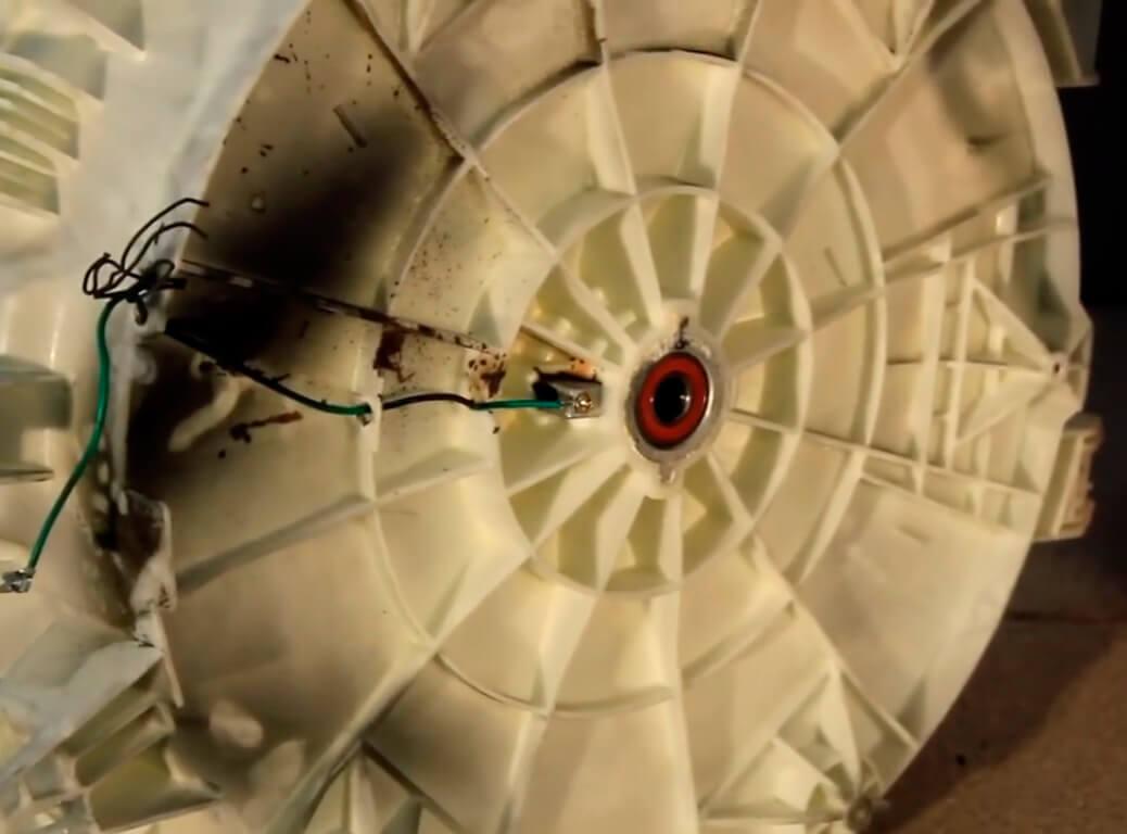 Замена подшипника стиральной машины в СПб